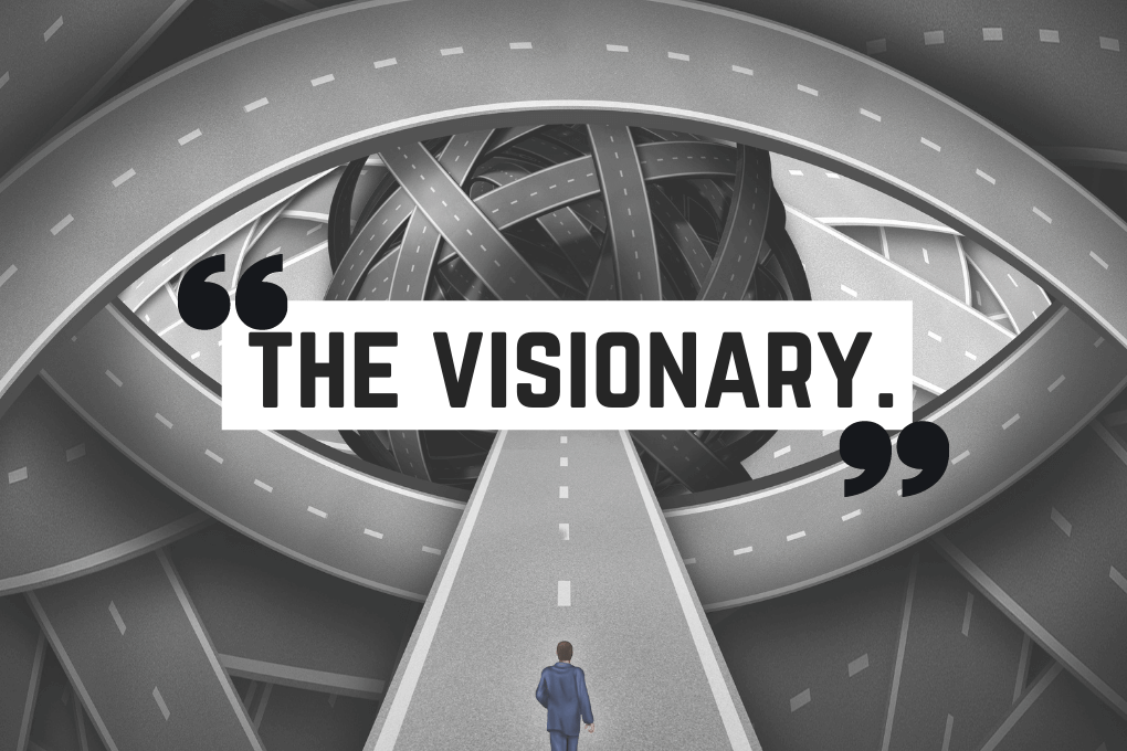 the visionary
