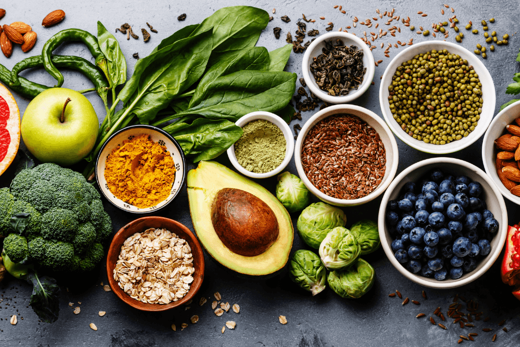healthy brain and nutrition