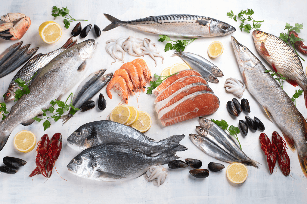 omega 3 foods for the brain