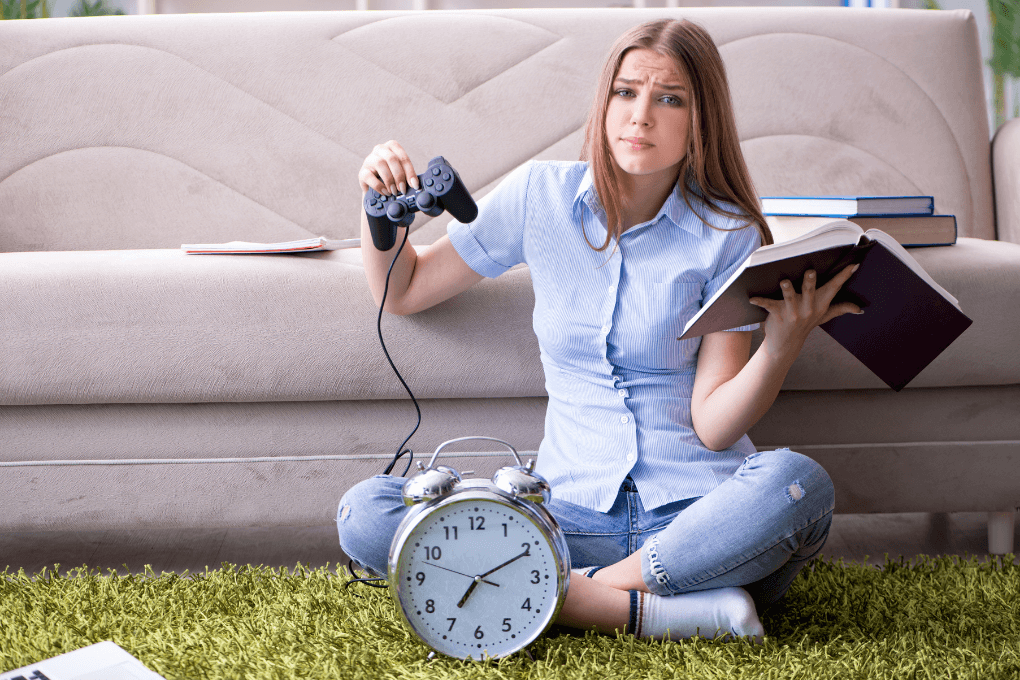 how to have a productive day off